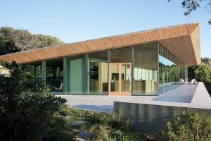 Atelier d architecture bruno erpicum partners - La contemporaine villa k dans les collines de nagano au japon ...
