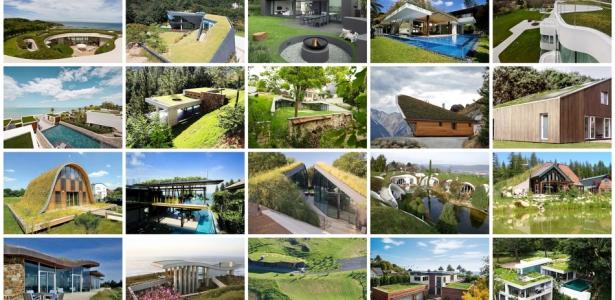 20 maisons contemporaines avec toiture végétalisée  Construire ...