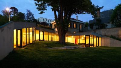 Maison PLJ par Hertweck Devernois Architectes