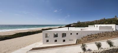 Casa del Infinito par  Alberto Campo Baeza - Cadix, Espagne
