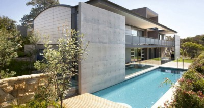 Mosman house par Popov Bass Architects  - Sydney, Australie
