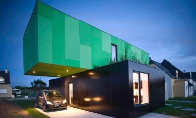 CrossBox par CG Architectes -  Pont Péan, France - photo Javier Callejas