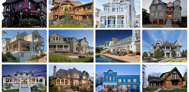 12 maisons typiques am ricaines construire tendance. Black Bedroom Furniture Sets. Home Design Ideas