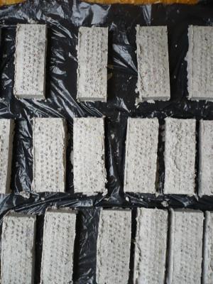 brique de papier liant