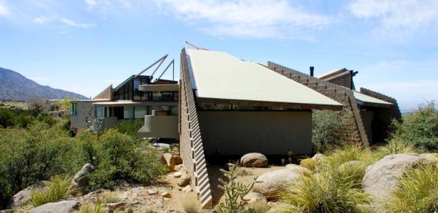 Focus sur l 39 architecture organique construire tendance - Architecture organique frank lloyd wright ...