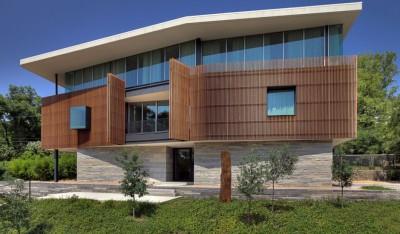 East Windsor Residence par Alterstudio - Austin, Usa