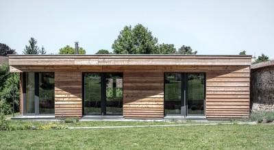 Maison P(c)ap(l)ill(ss)on par Guillaume Ramillien architecture -  Yzeure, France - Photo Eric Pouyet