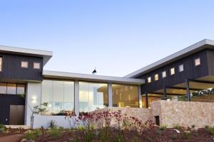Dane design construire tendance - Maison contemporaine en beton karaka bay en nouvelle zelande ...