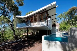 Modern construire tendance part 15 - Villa maribyrnong par grant maggs architects ...