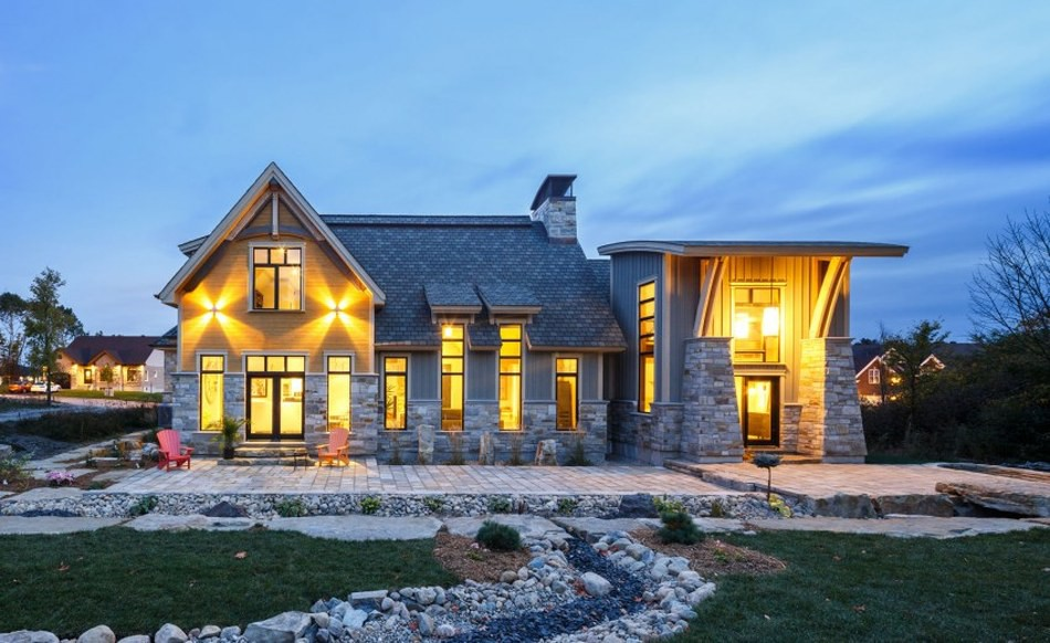 Rock Copper Glass par cdrg+RedTeam - Canada | Construire ...