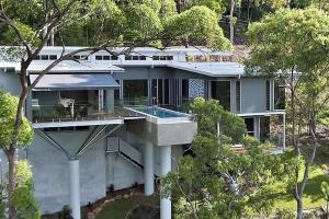 Artas architects construire tendance - La contemporaine villa k dans les collines de nagano au japon ...