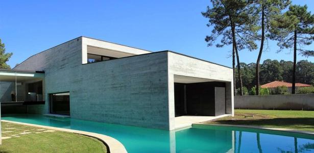 Cardio House Par Caldeira Figueiredo Arquitectos Portugal Construire Tendance