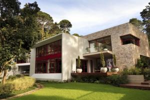 Soliscolomer y asociados construire tendance - La contemporaine villa k dans les collines de nagano au japon ...