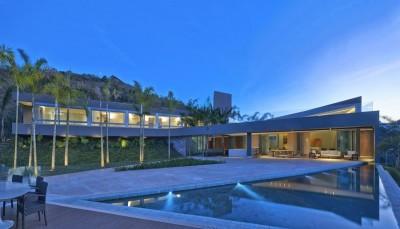 Vale dos Cristais Residence 6 par Anastasia Arquitetos - Nova Lima, Brésil