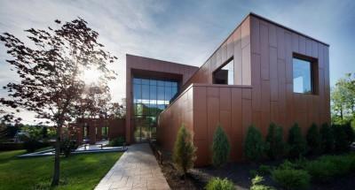 Terre et Eau par Blouin Tardif Architecture - Rigaud, Canada