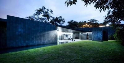 Casa Altamira par Joan Puigcorbé -  Costa Rica