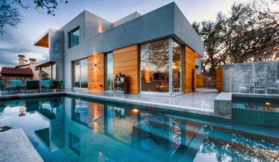 City View Residence par Dick Clark Architecture - Austin, Usa