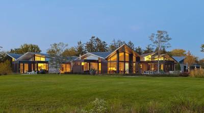 Illinois residence par Dirk Denison architects - Usa