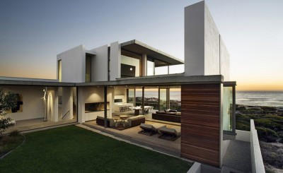 Pearl Bay Residence par Gavin Maddock Design Studio - Yzerfontein, Afrique du Sud