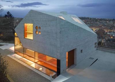 House H36 par MBA-S architecture - Stuttgart, Allemagne