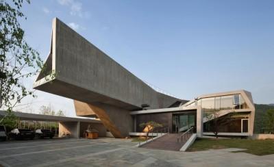 Maison Rivendell par IDMM Architects - Corée du sud