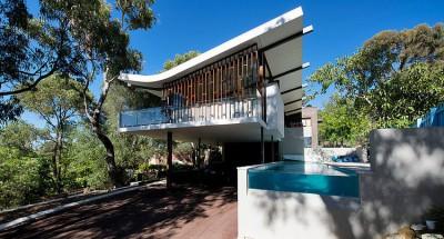 Mayfair Street House par Klopper & Davis Architects - Perth, Australie