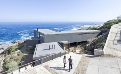 Catch the Views House par LAND Arquitectos - Zapallar, Chili