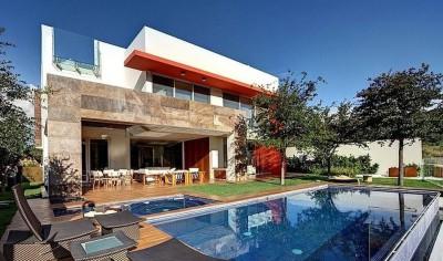 House-S par Lassala Elenes Arquitectos - Zapopan, Mexique