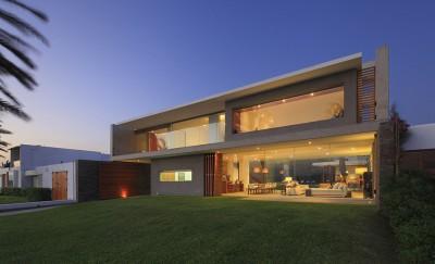 Maison Mar-de-Luz par Oscar Gonzalez Moix - Pérou