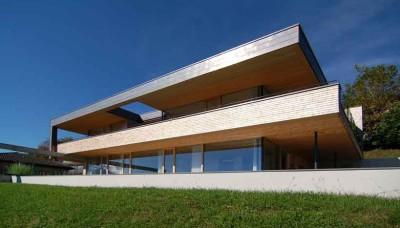 Schaan Residence par K_M Architektur - Liechtenstein