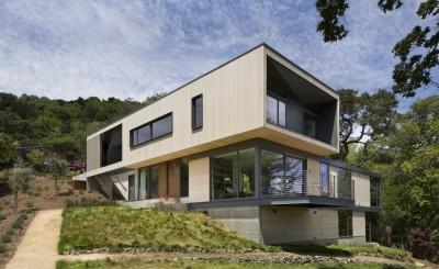 résidence d'été par Shands Studio Architects - San Anselmo, Usa