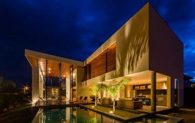 House in Londrina par Spagnuolo Arquitetura