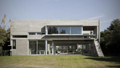 Torcuato House par BAK arquitectos - Buenos Aires Province, Argentine