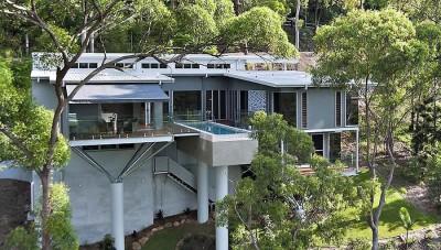 Treetops Residence par Artas Architects & D Pearce Constructions - Toowong, Australie