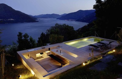House in Brissago par Wespi de Meuron Romeo architects -  Brissago, Suisse