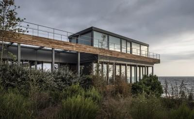 Amchit résidence par Blankpage architects -Liban