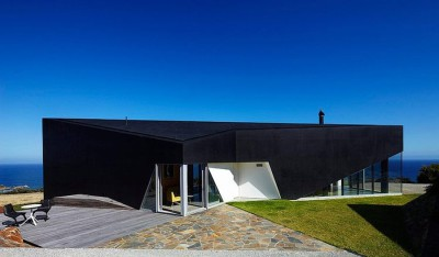 maison contemporaine, maison atypique, Simpson Architects, Australie
