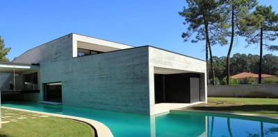 Cardio House par  Caldeira Figueiredo Arquitectos - Portugal
