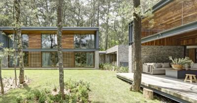 Casa MM par  Elías Rizo Arquitectos  - Mexique