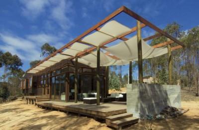 Casa Tunquén par CO2 Arquitectos - Vaparaiso, Chili