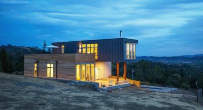 Cloverdale par Elemental Architecture - Usa - Jaime Kowal Photography