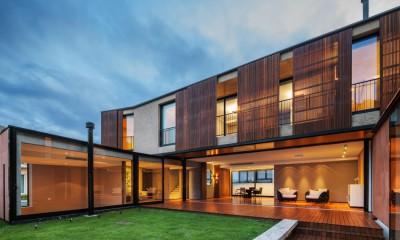 NSN House par Biselli + Katchborian Arquitetos, Parana, Brésil