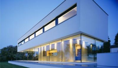 House Philipp par Philipp Architekten - Waldenburg, Allemagne