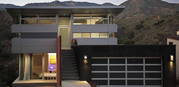 Anthrazit House par Architects Magnus - Santa Barbara, Usa ...
