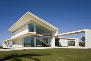 spectaculaire maison contemporaine au design architectural expressif en sicile - Maison Moderne Beton