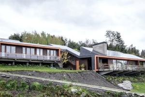 Maison contemporaine construire tendance part 45 - Residence principale de luxe kobi karp ...