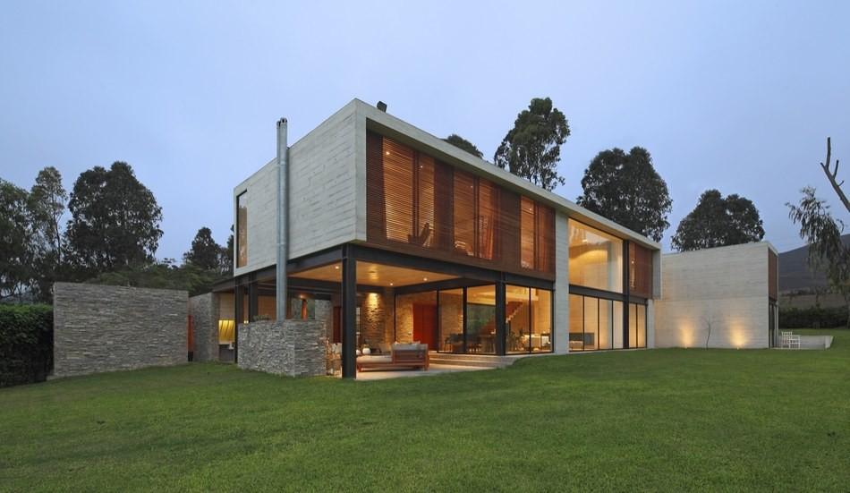 House b2 par Jaime Ortiz de Zevallos - Pachacamac District ...