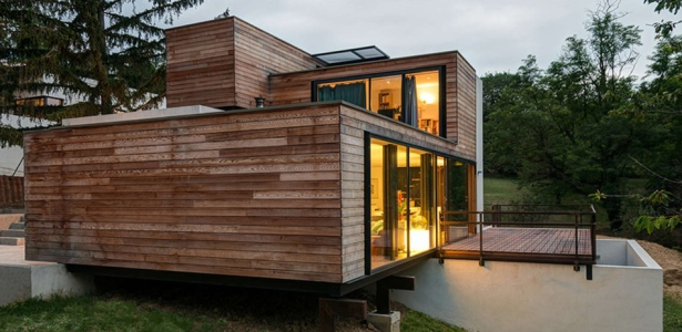 Maison pegasus par saint cricq architecte toulouse france construire tendance for Photo maison contemporaine container