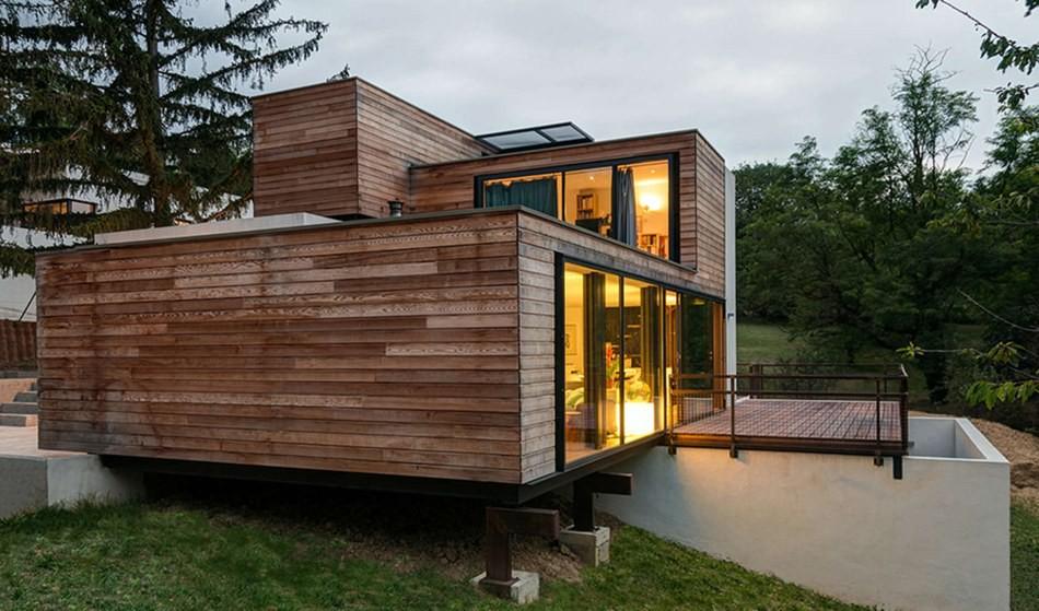 Maison Pegasus par Saint-Cricq architecte - Toulouse, France ...
