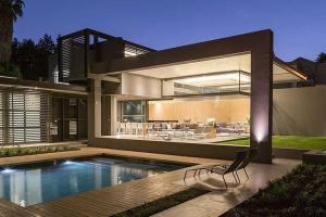 Afrique du sud construire tendance for Belle architecture moderne